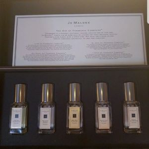 Jo Malone The Art of Fragrance Collection